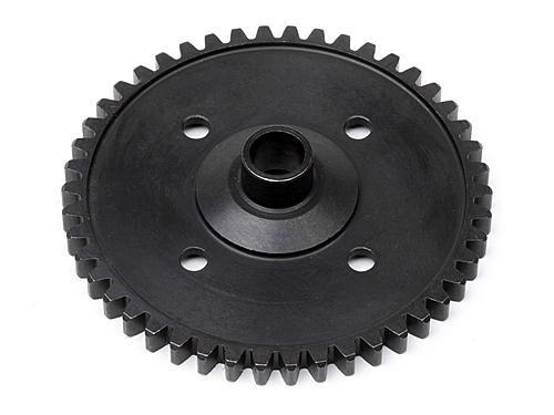 Hpi101034 - Hbc8027 - Engrenagem 46t Stainless Center Gear TROPHY BUGGY