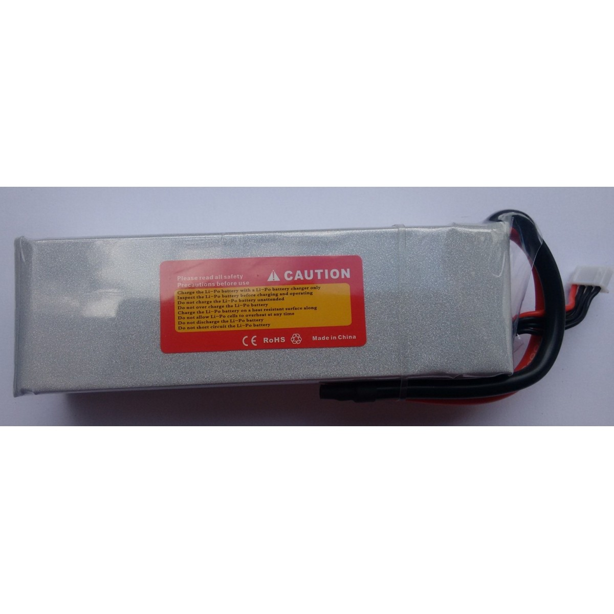 JHP52001130 - Bateria LiPo 5200mah 11.1v 30C