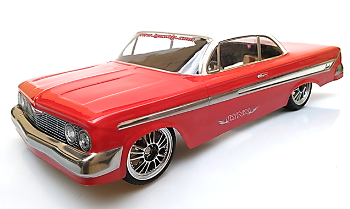 LHP-1016 - Bolha Chevy Impala 61 1/10 190mm