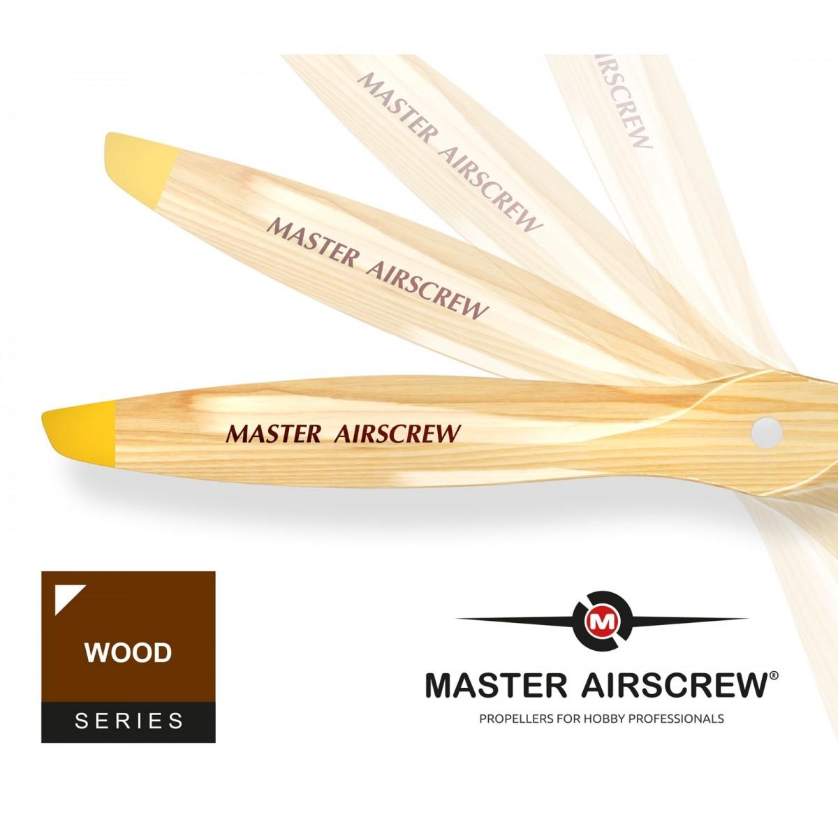 MA1080B - Hélice Master Airscrew Wood Series 10x8