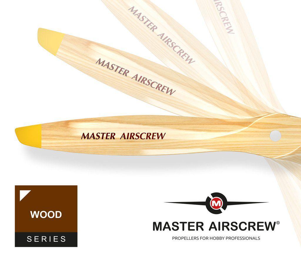 MA1810B - Hélice Master Airscrew Wood Series 18X10