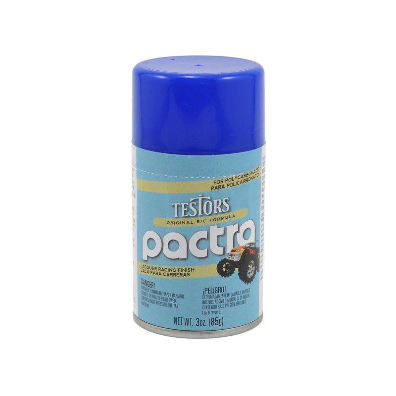 PAC303405 - Tinta Pactra Spray para Bolha 85g - AZUL (Made in USA)