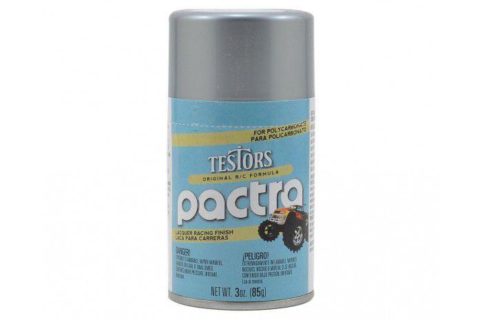 PAC303416 - Tinta Pactra Spray para Bolha 85g - Prata Metálico (Made in USA)
