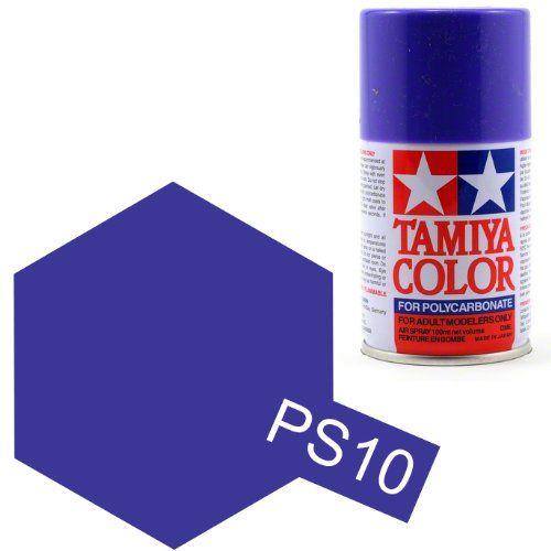 PS-10 - Tinta Spray Purple Tamiya - 100ml