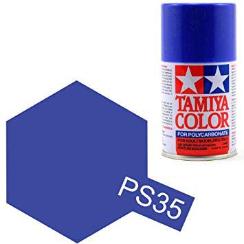 PS-35 - Tinta Spray Blue Violet Tamiya - 100ml