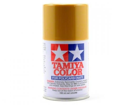 PS-56 - Tinta Spray Mustard Yellow Tamiya - 100ml