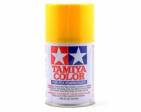 PS-6 - Tinta Spray Yellow Tamiya - 100ml