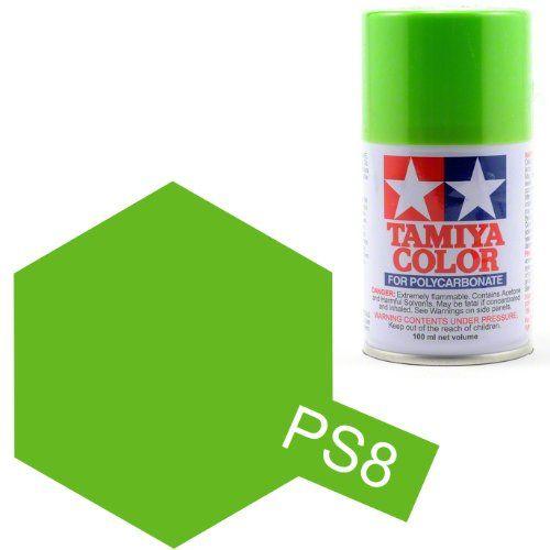 PS-8 - Tinta Spray Light Green Tamiya - 100ml