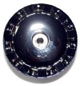 R-12 - Roda NV-12 Cromada 1/10 escala (4und)