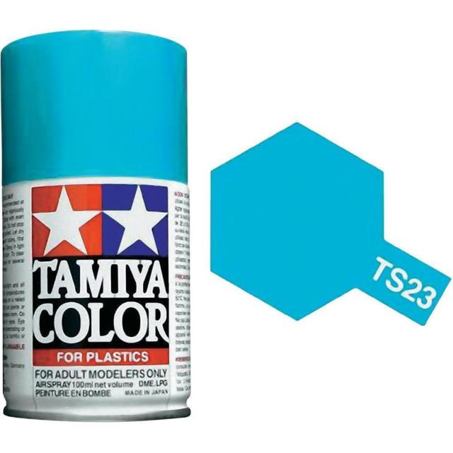 TS-23 - Tinta Spray Light Blue Tamiya - 100ml