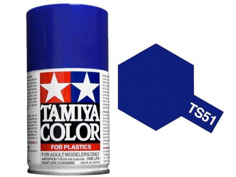 TS-51 - Tinta Spray Racing Blue Tamiya - 100ml