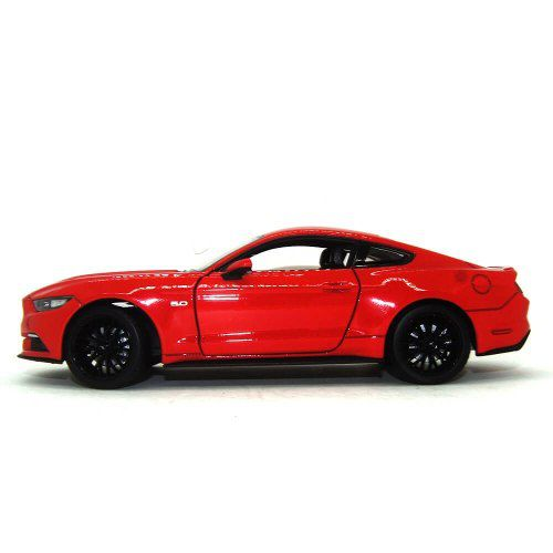 WEL24062W - Miniatura Ford Mustang GT 2015 1/24 Welly