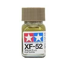 XF-52 - Tinta Emanel Mini Flat Earth Tamiya - 10ml