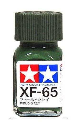 XF-65 - Tinta Emanel Mini Field Grey Tamiya - 10ml