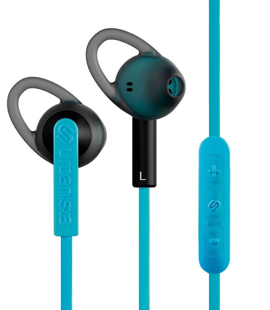 Fone de ouvido Bluetooth Boston Azul - Urbanista