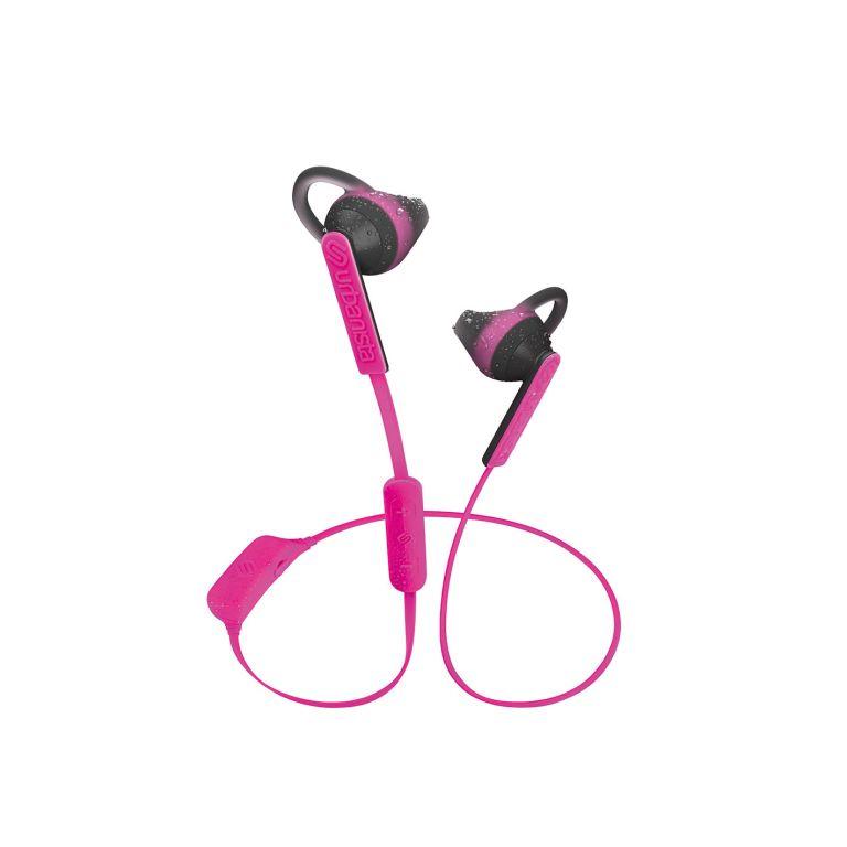 Fone de ouvido Bluetooth Boston Pink - Urbanista