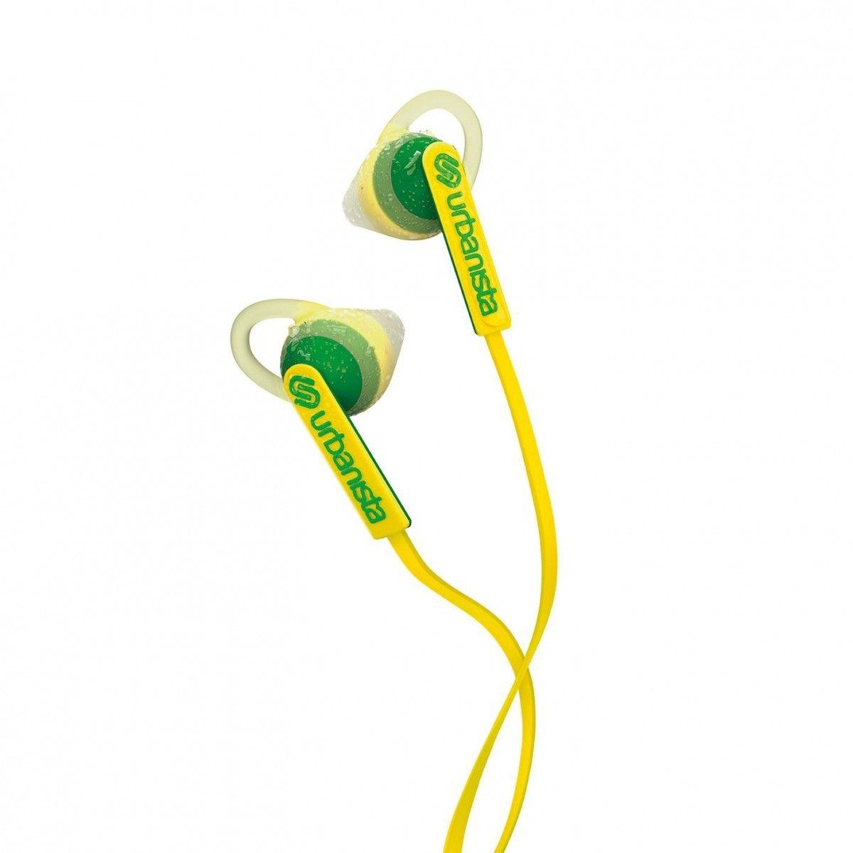 Fone de ouvido Rio Amarelo - Urbanista