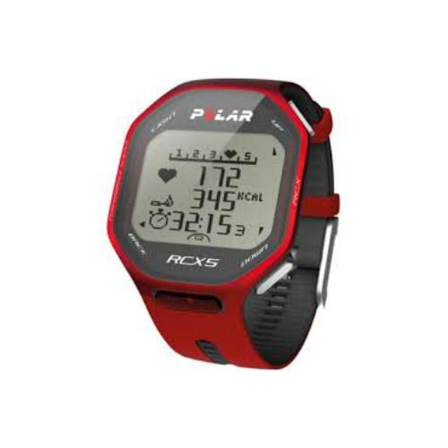 Monitor Cardico RCX5 Bike - RED