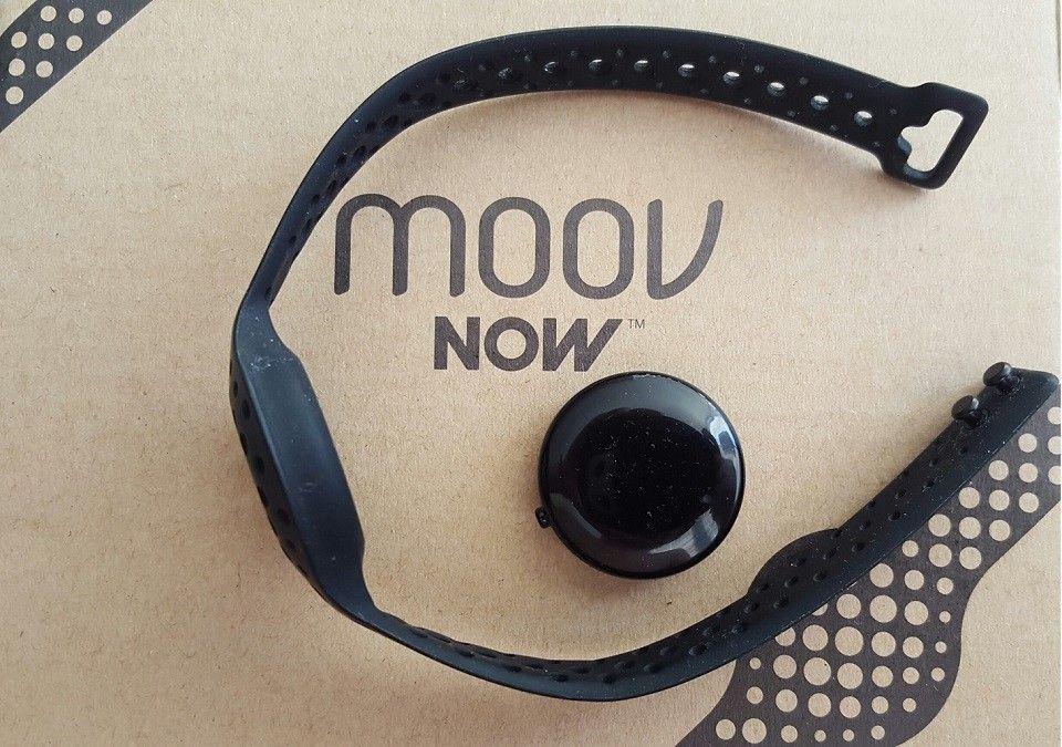Sensor Atividade Moov Now