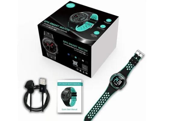 Smart Watch Proximus Tecnologia M6 GPS