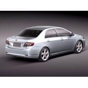 Vidro Vigia Toyota Corolla - 2008 / 2013 (vidro Traseiro)