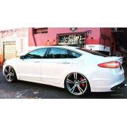 Vidro Porta Traseira Esquerda Ford Fusion Titanium 2014