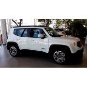 Vidro De Porta Traseira Direita Jeep Renegade Original