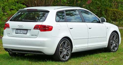 Vidro De Porta Traseira Audi A3 2008/2012 Original