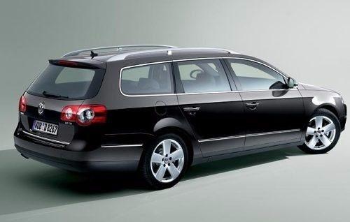 Vidro Vigia Volkswagen Passat Sw Variant (vidro Traseiro)