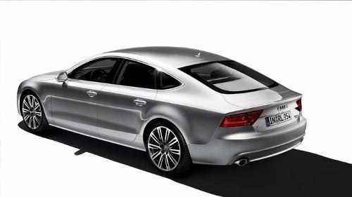 Vidro Vigia Traseiro Audi A7 (vidro Traseiro)