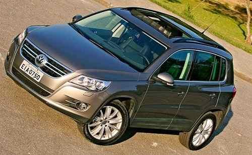 Teto Solar Volkswagen Tiguan