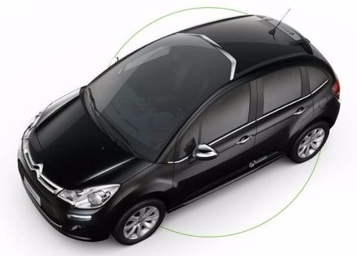Vidro Para-brisa (dianteiro) Citroen C3 Teto Panorâmico Com Sensor