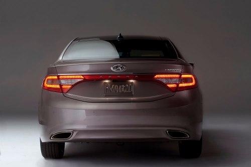 Vidro Vigia Hyundai Azera - 2012 / 2014 (vidro Traseiro)