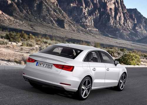 Vidro Vigia Audi A3 Sportback (vidro Traseiro)