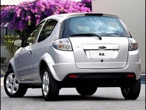 Vidro Vigia (traseiro) Ford Ka 2008 Até 2013 Original