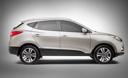 Vidro Porta Dianteira Direita Hyundai Ix35