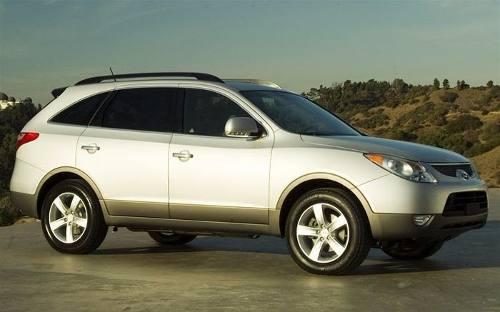 Vidro Porta Traseira Direita Hyundai Vera Cruz