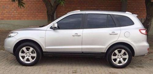Vidro Porta Traseira Esquerda Hyundai Santa Fe 05/12