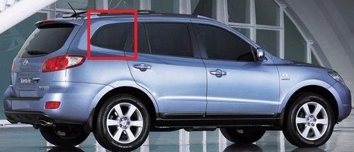 Vidro Fixo Traseiro Hyundai Santa Fe 05/12