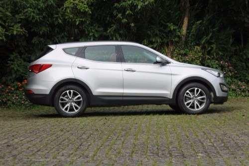 Vidro Porta Dianteira Direita Hyundai Santa Fe 2013/...