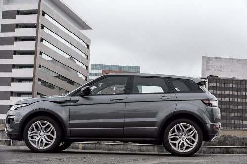 Vidro De Porta Dianteira Esquerda Land Rover Evoque Original