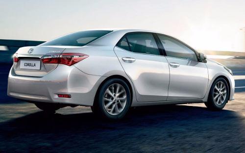 Vidro Porta Traseira Direita Toyota Corolla 2014 Em Diante
