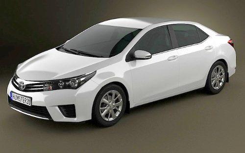 Vidro Porta Dianteira Esquerda Toyota Corolla 2014 Em Diante