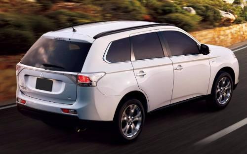 Vidro Porta Dianteira Direita Mitsubishi Outlander 2014/...