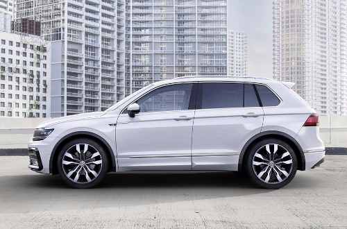 Vidro Porta Dianteiro Esquerdo Volkswagen Tiguan