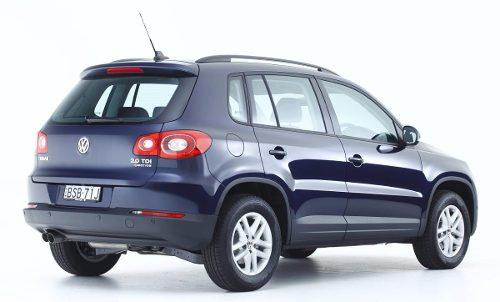 Vidro Porta Traseira Direita Volkswagen Tiguan