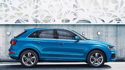 Vidro Porta Original Traseiro Direito Audi Q3