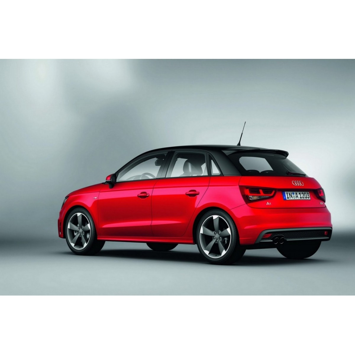 Vidro Vigia (traseiro) Audi A1