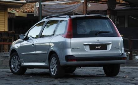 Vidro Vigia (traseiro) Peugeot 207 Sw