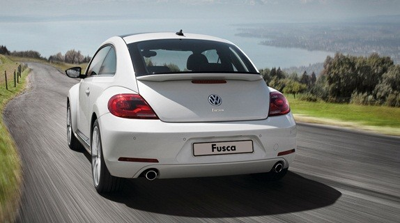 Vidro Vigia (traseiro) Volkswagen Fusca Novo